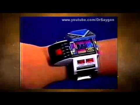 Rede Manchete Comando Estelar Flashman comercial antigo Prisma Laser Everest Brinquedos Sentai