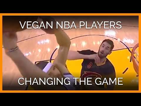 Vegan NBA Players Who Are Changing the Game