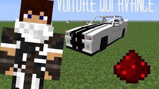 Comment Faire Une Voiture Fonctionnel Sur Minecraft ? TUTO MINECRAFT FACILE