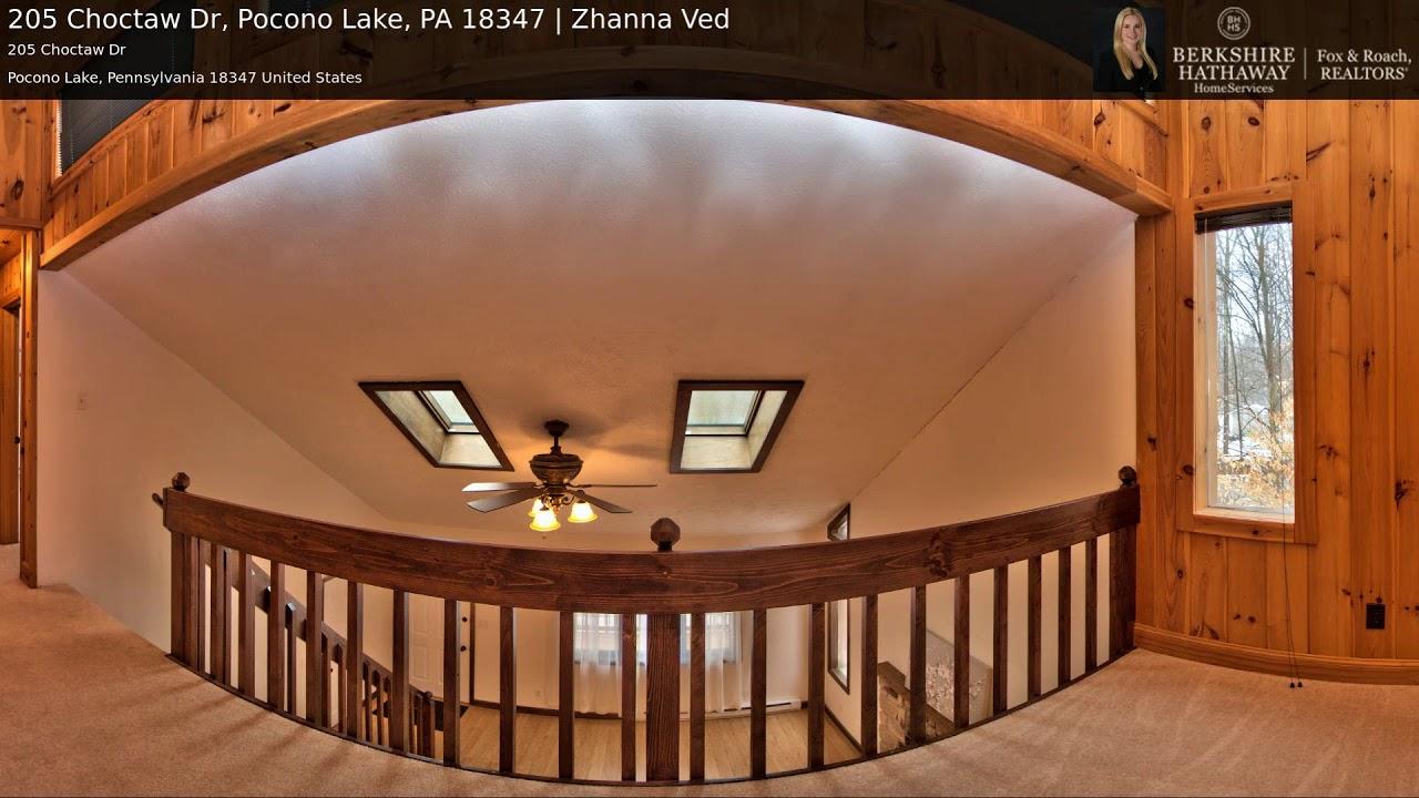 205 Choctaw Dr, Pocono Lake, PA 18347 | Zhanna Ved