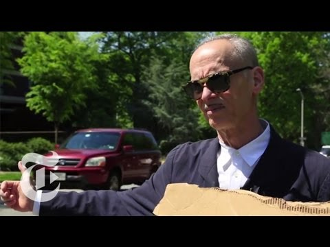 John Waters Interview: Hitchhiking Across the U.S. | The New York Times
