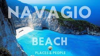 NAVAGIO BEACH- GREECE  HD