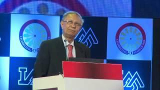 IMA International Management Conclave (Jan. 2013 ) -  Mr. Ravi Chaudhry ( Chairman of CeNext )