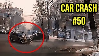 Road Rage Accidents Video #50 - Caught on Dashcam