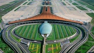 Китайцы Творят Чудеса! Пекинский Аэропорт! Дискавери документальные фильмы