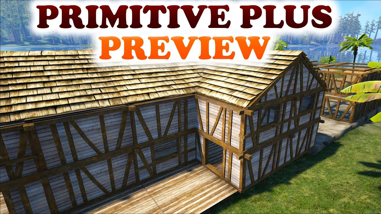 Ark Primitive Plus Preview First Look Of The Mod Lot