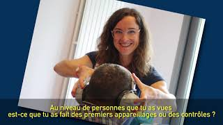 Interview Sophie Bondonny - Paris,Octobre 2018