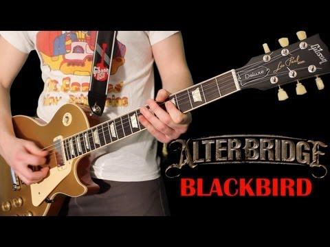 'BLACKBIRD' by Alter Bridge - FULL INSTRUMENTAL COVER by Karl Golden & Rocco Pezzin