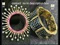 Gold bracelet designs images | Designer bracelet FOR Girls |LIFESTYLE