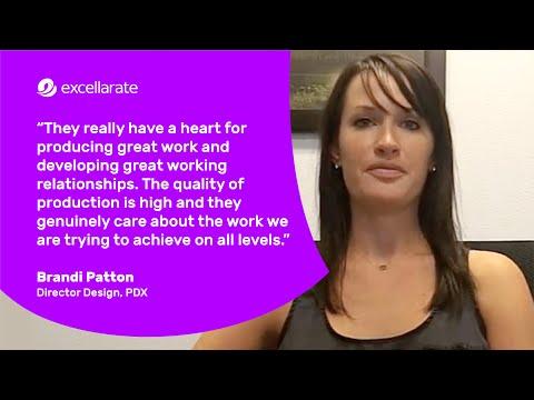Synerzip Client Testimonial - Brandi Patton, Director Design, PDX