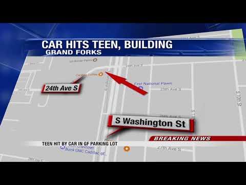 News   Teen hit in Grand Forks restaurant parking lot
