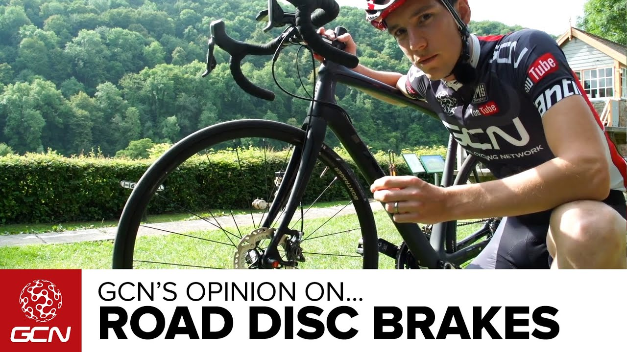 Disc Brakes On Road Bikes Are They Worth It Youtube