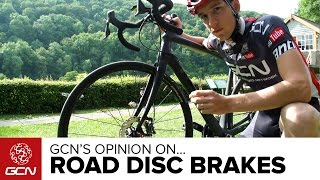 Disc Brakes On Road Bikes – Are They Worth It?