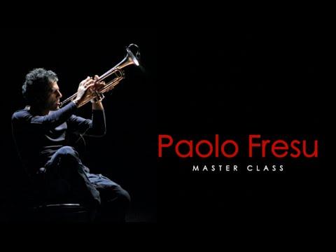 Paolo Fresu - master class@urbana47 - 2014