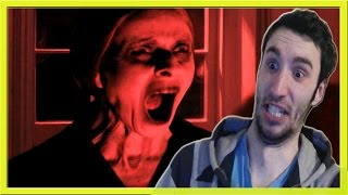 Реакция на второй трейлер ( Не стучи дважды / Reaction Don't Knock Twice Trailer - 2017 )