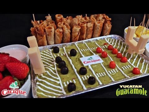 Big Game Snack Stadium Recipe