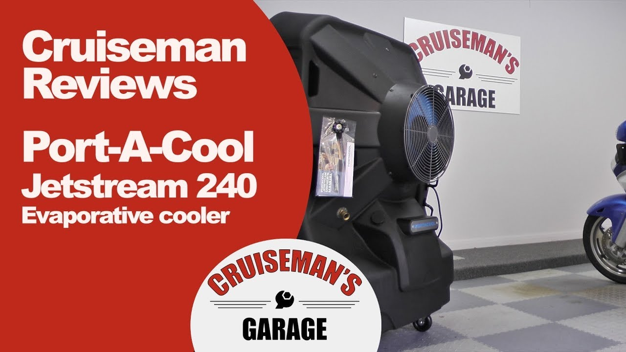 Port A Cool Jetstream 240 Review