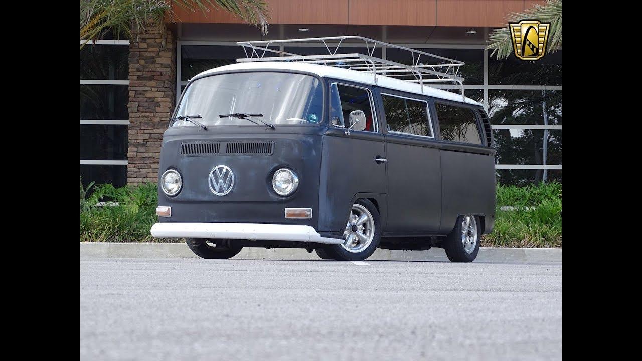 17b5bf5afa 1970 Volkswagen Transporter Gateway Orlando  1269 - YouTube