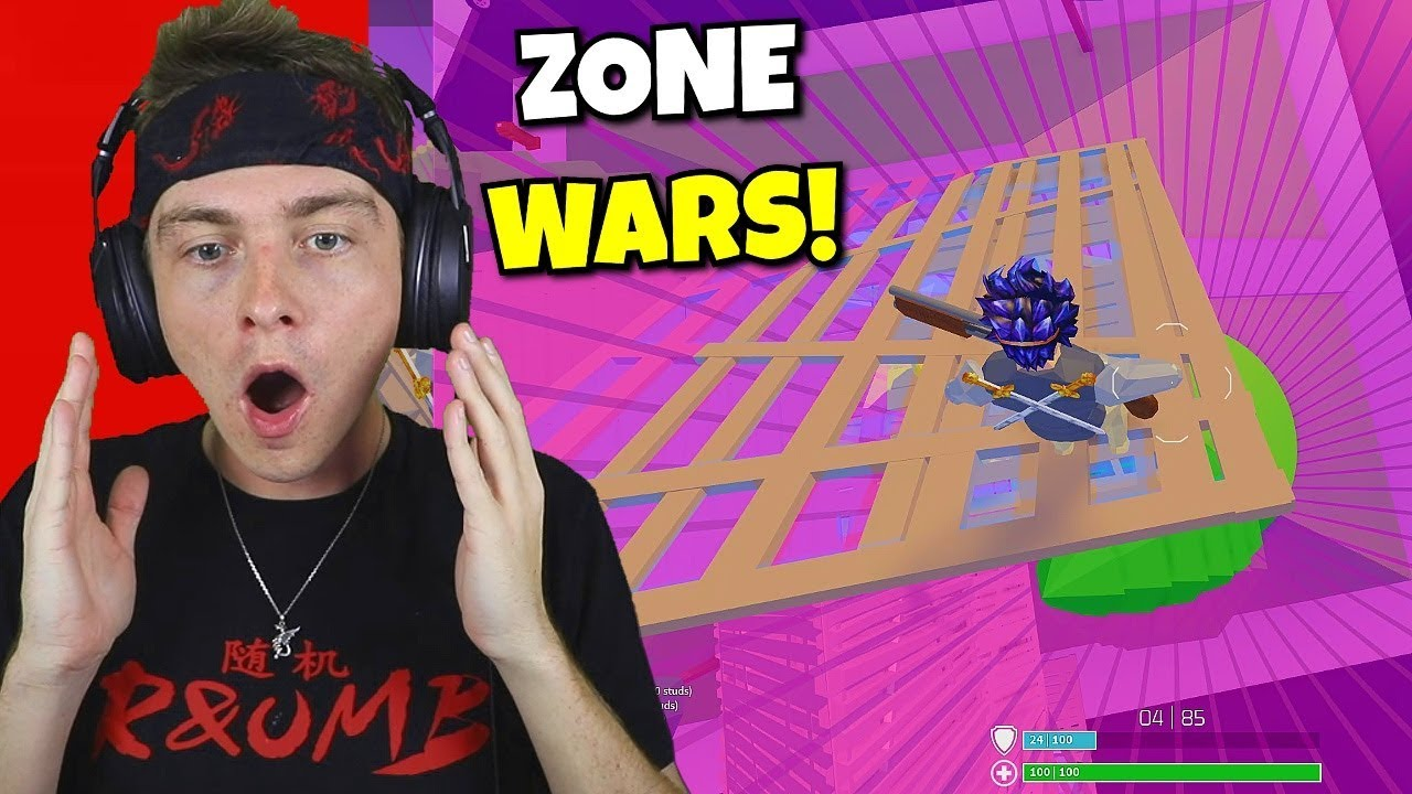 so i played zone wars on strucid fortnite... (better than ...