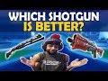 TAC VS NEW COMBAT SHOTGUN - WHICH SHOTGUN IS BETTER!? | HIGH KILL FUNNY GAME