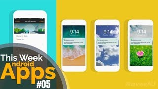3 Android Apps You Shouldn't Miss This Week! #05
