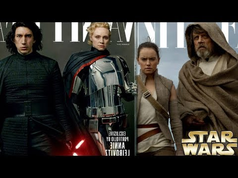 NEW Images of Luke, Kylo Ren and More! Breakdown – Star Wars The Last Jedi