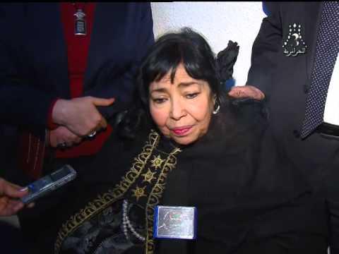 Le décès de l'artiste algérienne Cheikha Noura JT 20H ENTV A3 وفاة الفنانة القديرة نورة رحمها الله