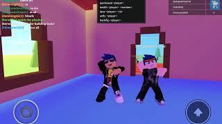 Master cody ROBLOX adonis admin dance