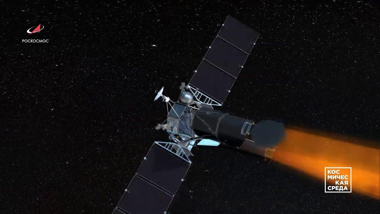 Космическая среда № 262 от 4 декабря 2019 года