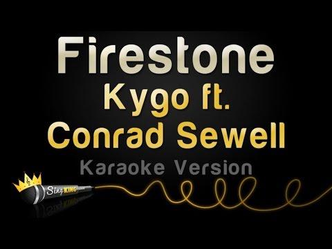 Kygo - Firestone (Karaoke Version)