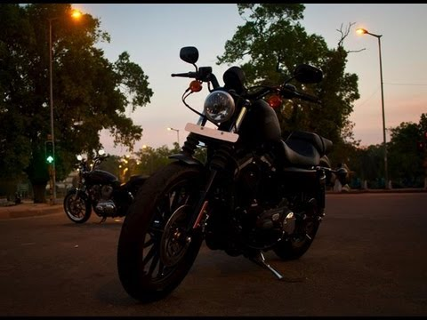 Harley-Davidson Iron 883 Sunday Morning Ride - Gurgaon, India