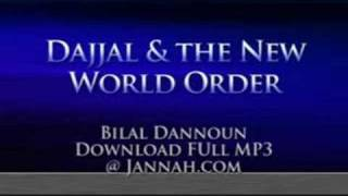 Bilal Dannoun - Dajja the Anti Christ
