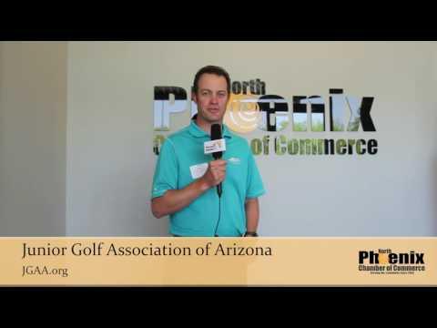 JGAA | Junior Golf Association of Arizona | North Phoenix Chamber of Commerce