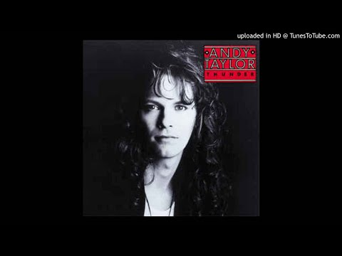 Andy Taylor - When The Rain Comes Down (Long Version)