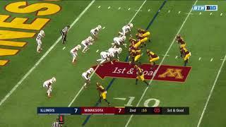 Illinois vs. Minnesota (Defense)