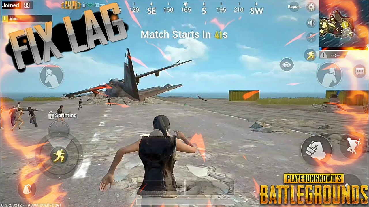 PUBG MOBILE - LAG Fix & Scope LAG Fix NO ROOT