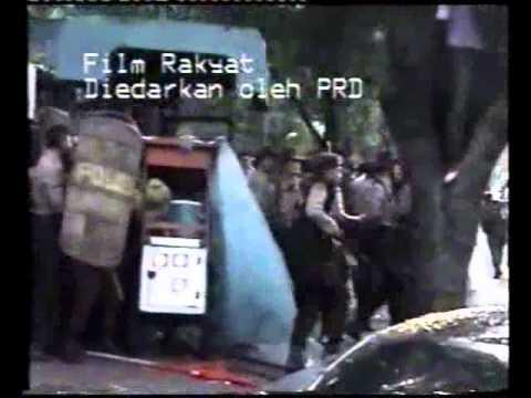 "PRD ""99"" Tragedi KPU Berdarah."