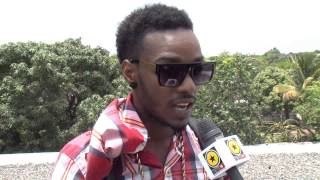 IKON - THE SUICIDAL JAMAICAN ARTISTE