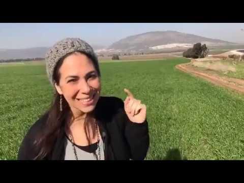 Yael Eckstein Talks About Mount Tabor