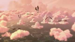 самое милое видео на свете(как облачка делают детей)