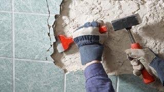 урок №1 отбивка плитки от стены(, 2014-03-19T00:16:59.000Z)