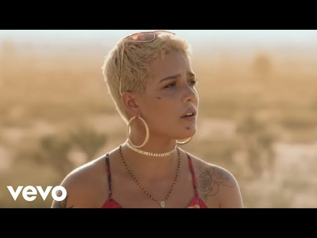 Halsey nos habla de su bisexualidad en Bad At Love