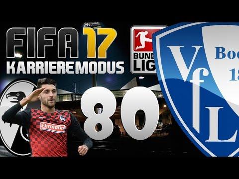 FIFA 17 Karrieremodus | Part 80 | Bundesliga - 23. Spieltag | SC Freiburg