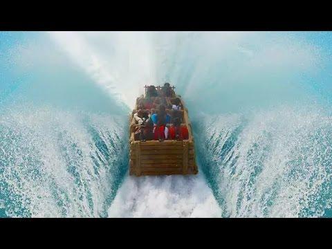 Wonder Water Splash Dry Ride at Wonderla Amusement Park Bangalore