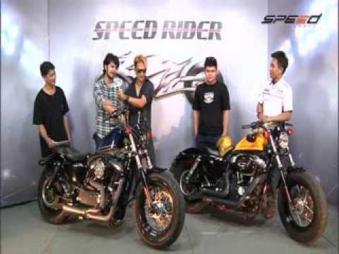 Speed Rider 18.6.56 : HARLEY DAVIDSON SPORTSTER 48