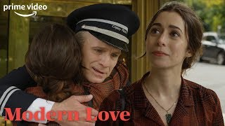 """I Was Never Looking At The Man, Maggie"" 
