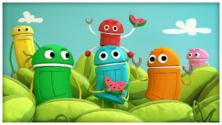 down by the bay classic songs by storybots