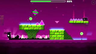 Geometry Dash Meltdown - The Seven Seas (3 coins)