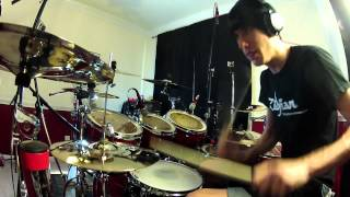 Too Close - Drum Cover - Alex Clare