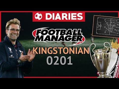 FM | Kingstonian LLM Diaries - A New Season Football Manager 2018